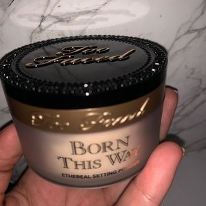 Too Faced Translucent Setting Powder